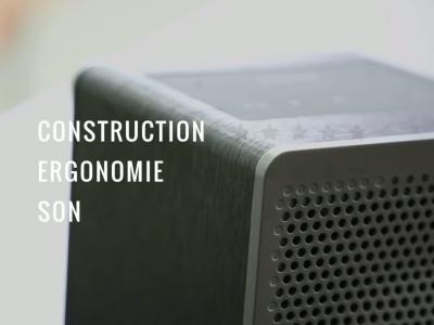 Onkyo Smart Speaker G3 : points forts / faibles de l'enceinte Google Assistant
