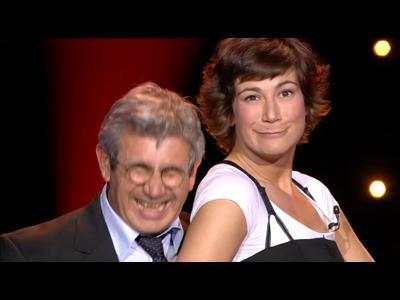 Michel Boujenah Fait Sa Comedie Extrait Virginie Hocq
