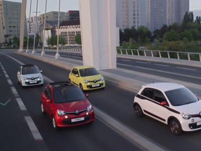 Renault Twingo : le premier clip promotionnel