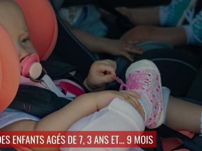 Excès de vitesse : elle roule à 193 km/h avec ses jeunes enfants à l'arrière