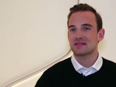 Culturetainment [S08E25] Joël Dicker : «Je mets en relation des personnages et des lecteurs»