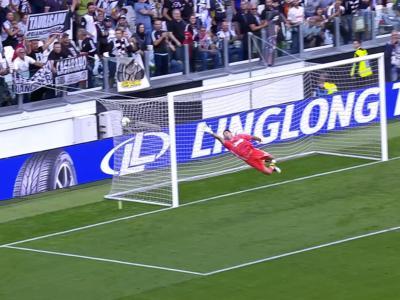 Juventus Turin - Hellas Vérone : Buffon miraculé puis battu par un golazo