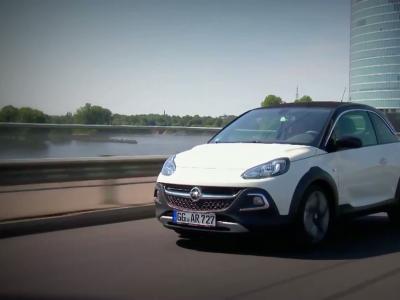 Essai Opel Adam 1.0 ECOFLEX 115 ch