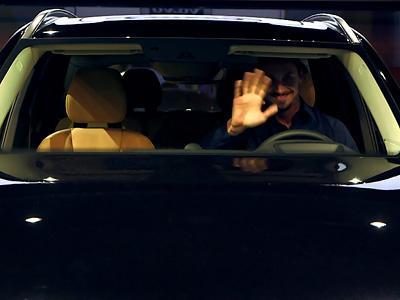 Le président de Volvo France et Zlatan Ibrahimovic nous présentent le XC90
