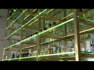 Liquides : le bar à parfum