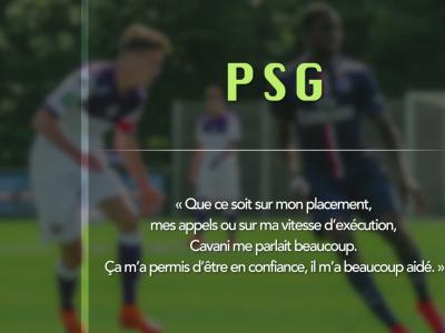 Odsonne Edouard : le best-of de son interview à Onze Mondial