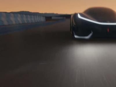 Faraday Future FFZERO1: la Batmobile 100% électrique