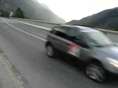 Essai Fiat Sedici