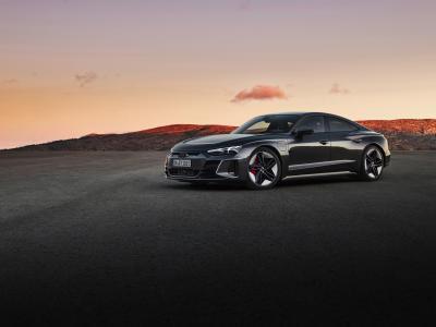Nouvelle Audi RS e-tron GT (2021) : le coupé 4 portes sportif en vidéo