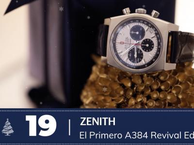 #19 Zenith El Primero A384 Revival Edition 2019