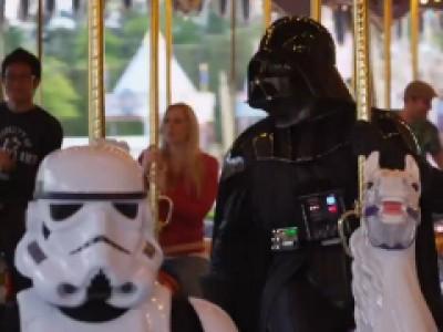 L'empire envahit Disney