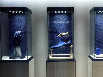 L'exposition Breguet Classic Tour