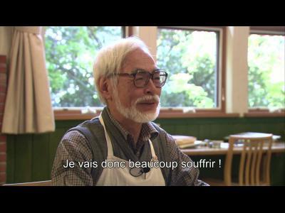Rencontre avec Hayao Miyazaki