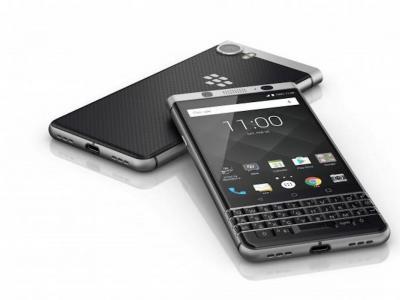 BlackBerry KEYone (Mercury) : teaser 2 du CES 2017