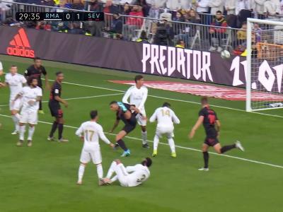 Real Madrid - Seville : le résumé et les buts en vidéo