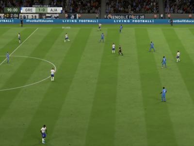 Grenoble Foot 38 - AJ Auxerre : notre simulation FIFA 20 (L2 - 30e journée)