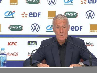Bleus : Deschamps avertit Giroud