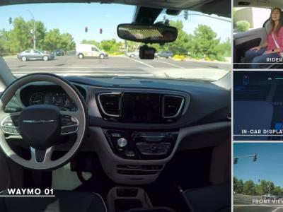 Google a osé faire rouler ses voitures autonomes sans conducteur