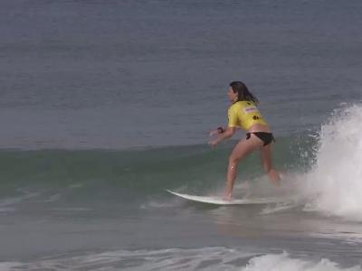 Swatch Girls Pro : surf, sun et bikini