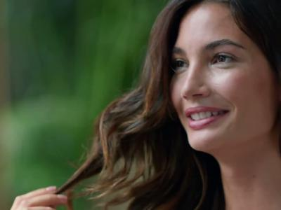 Lily Aldridge pour Victoria's Secret