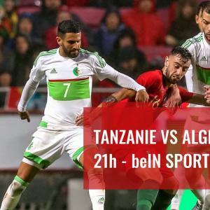 CAN 2019 : le programme TV des matchs de l'Algérie