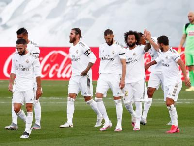 Real Madrid - Eibar : le résumé et les buts du match en vidéo !