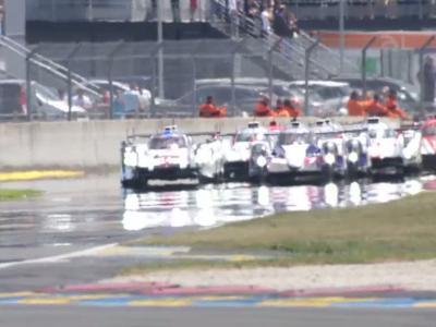 Doublé Audi, podium pour Toyota et retour remarqué pour Porsche aux 24 Heures du Mans
