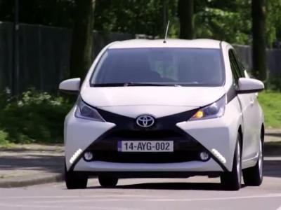 Essai Toyota Aygo