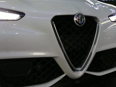 Francfort 2015 : Alfa Romeo Giulia Quadrifoglio