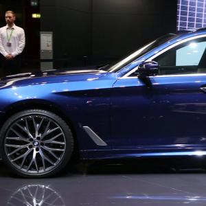 Genève 2017 : BMW Série 5 Touring