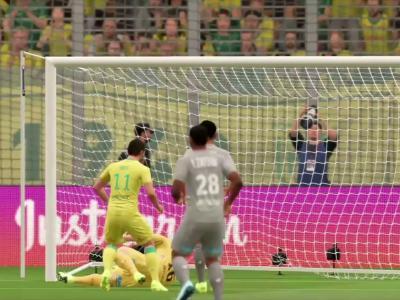 FC Nantes - ASSE : notre simulation sur FIFA 20