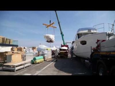 #1 Installation | Cannes Yachting Festival 2016