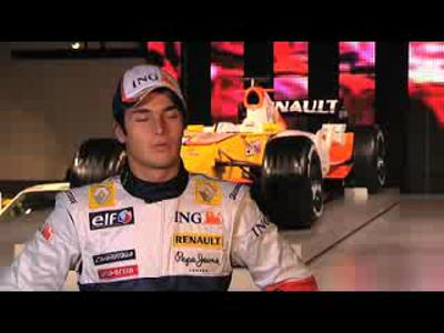 Interview Nelson Piquet Jr