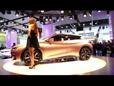 Francfort 2013 - Infiniti Q30 concept