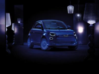 Fiat 500e Kartell : l'édition spéciale en vidéo