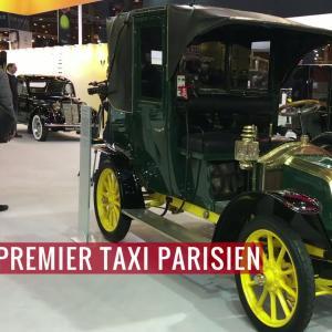 Rétromobile 2018: Renault Type AG1 (1910)