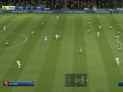 ASSE - Rennes : notre simulation FIFA 20 (L1 - 5e journée)