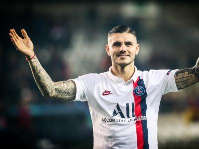 PSG : la saison 2019-2020 de Mauro Icardi en chiffres