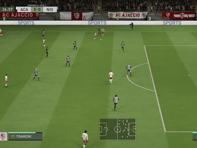 AC Ajaccio - Chamois Niortais : notre simulation FIFA 20 (L2 - 35e journée)