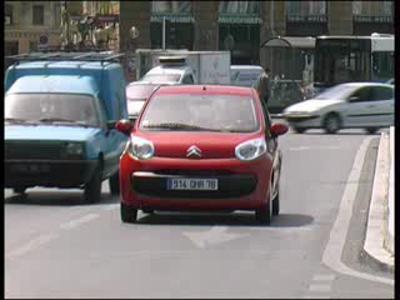 Essai Citroën C1