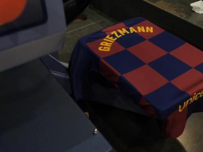 Barça : Les supporters s'arrachent déjà le nouveau maillot de Griezmann
