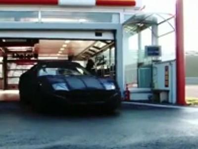 Ferrari F620 GT, le teaser