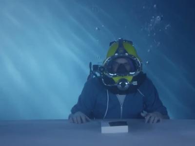 Vidéos : Le Xperia Z3 étanche