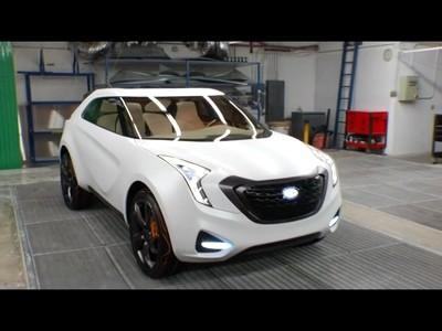 Détroit 2011 : Hyundai Curb Concept