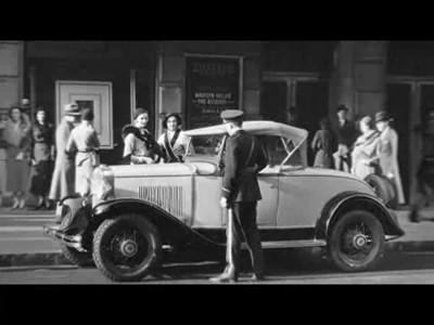 Chevrolet et la ville de New york