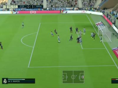 Espanyol Barcelone - Real Madrid sur FIFA 20 : résumé et buts (Liga - 32e journée)