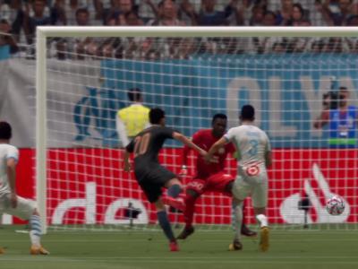 Olympique de Marseille - Manchester City : notre simulation FIFA 21 (2ème journée - Ligue des Champions)