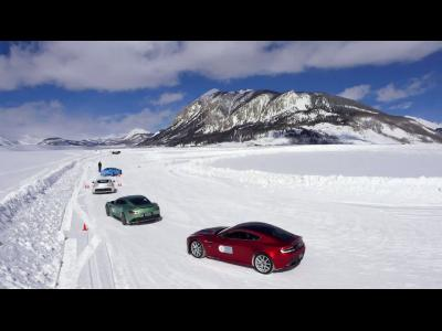 Aston Martin On Ice 2014 : osez la glisse