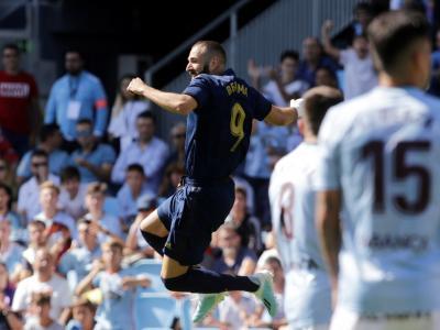 Real Madrid : Bale régale, Benzema à la conclusion !