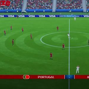 Portugal - Maroc : notre simulation sur FIFA 18